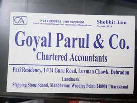 GST Income Tax Accounts and Audit