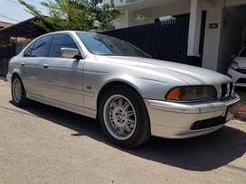 BMW 520 Tahun 2001 Siap Pakai