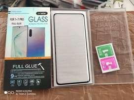 One +7pro full glue glass