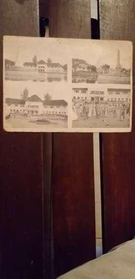 Kartu pos gambar Ir. soekarno