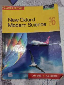 New Oxford modern Science class 6
