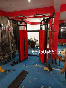 In fitness equipment manufacturer
