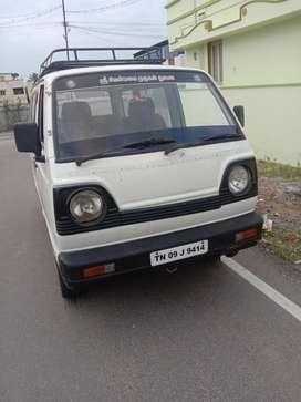 Maruti Suzuki Omni LPG BS-III, 2001, LPG
