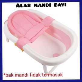alas mandi bayi anti slip jaring kasur mandi bayi
