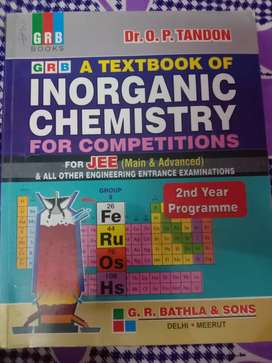 GRB TEXTBOOKS FOR CHEMISTRY
