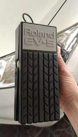 Efek Gitar Roland EV-5 Expression Pedal