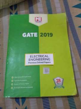 Gate electrical previous year
