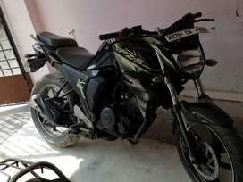 Yamaha FZS 2.0 in new condition