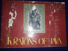 Buku Kraton of java terbitan 91