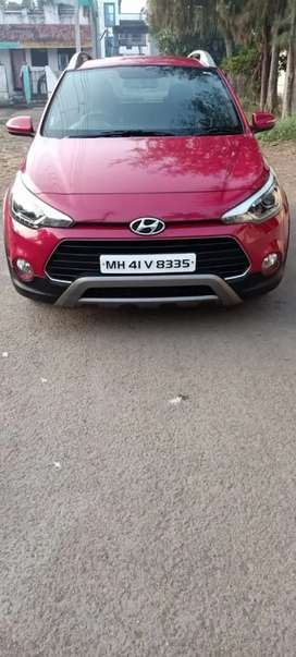Hyundai i20 Active 2015 Diesel Well Maintained