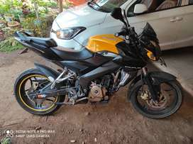 2012 last, gud condition, well maintained ns 200
