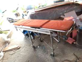Trolly stretcher. Amount 15000/-
