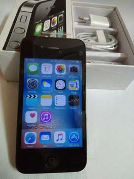 Refurbished I phone 4s 16gb Captivating