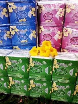 Pembalut dan pantyliner herbal AVAIL