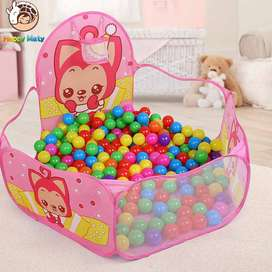 babies product ocean ball pit pll game, large tent also available