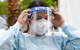 Alat Pelindung Wajah Face Shield