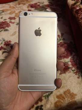 I phone 6 plus in very good condition