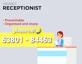 Urgently required accounting works only female required