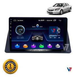 V7 Accord 2008-12 Android LCD Touch Panel Navigation GPS DVD