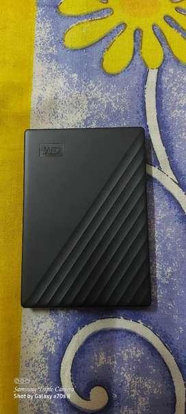 WD 1 TB hard drive passport