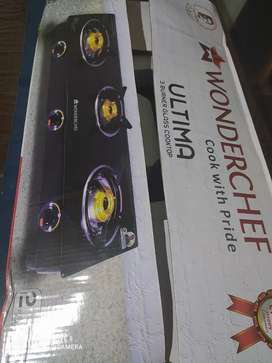 Brand new wonderchef stove