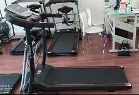 Motorized treadmill dua fungsi