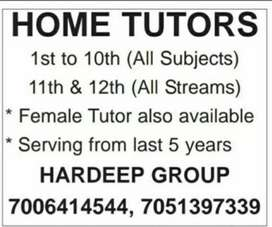 Home tutions/Teachers/Tuition/tutors