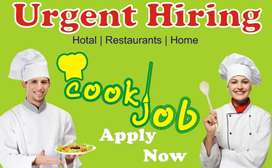 Cook Job for home