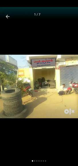 All Tyre punchar shop
