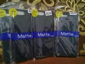 Matte Black Case Best seller oppo A3S