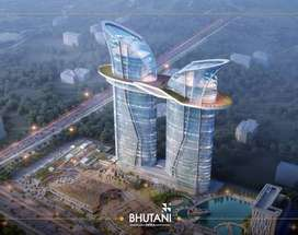 Bhutani Grandthum - Shops/Offices /Commercial Space in Noida Extension