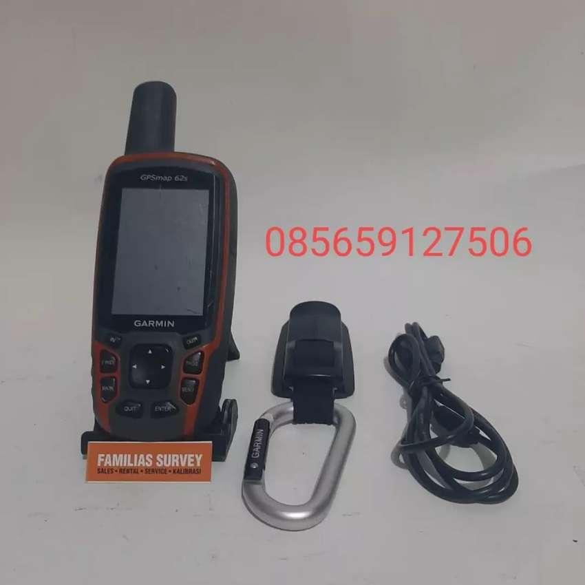 GPS Garmin 62s Bekas Kondisi Mulus Normal Murah Bergaransi 0