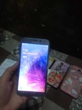 Samsung galaxy j4 in grey colour