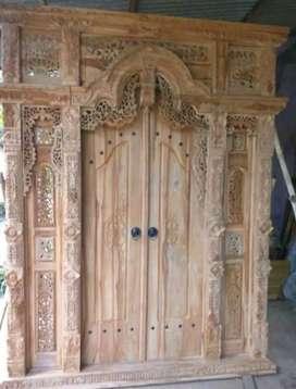 multa cuci gudang pintu gebyok gapuro jendela rumah masjid musholla