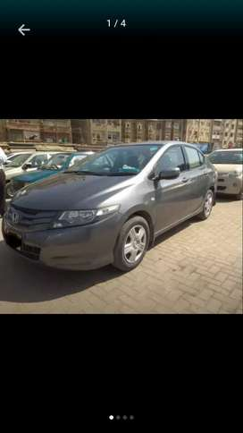Honda city 2010 available for khi and khi to other city
