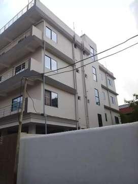 3bhk flat  in suresh colony girja nagar