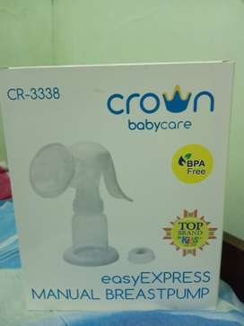 "Breast Pump merk ""Crown"""