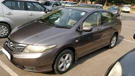 Honda City petrol in good condition with zero dep insurance