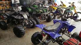 """125-/cc 150-/cc""full luxxry QUAD ATV 4 wheels delivery all Pakistan"