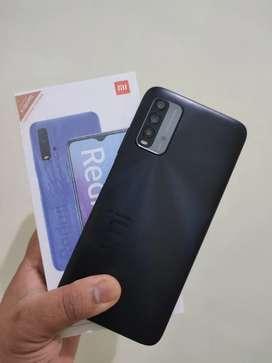XioMi Redmi 9T BLack Grey 4/64 Gb Perfect 100% dan GarNas Xiomi Indo
