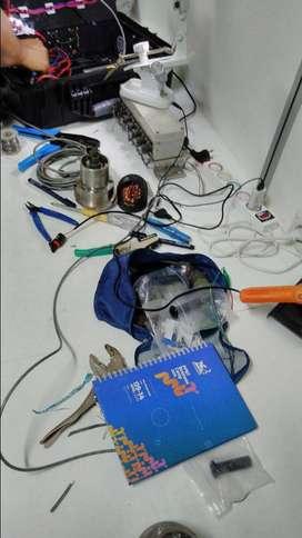 Lowongan Magang STM SMK Mesin industri Mekatronik Komputer Muslim
