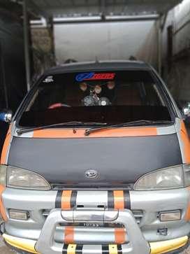 Daihatsu Espass 2001 Bensin