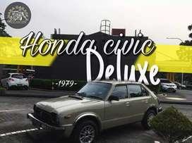 Mobil honda civic deluxe 1979