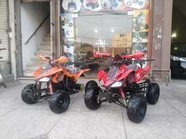 Sports Raptor 125cc Atv Quad 4 Wheels Bike Deliver In All Pakistan