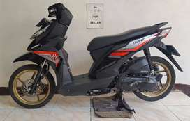 Honda Beat New Th.2016 Akhir FREE BALIKNAMA Full Original Siap Pakai