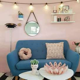 Sofa scandinavian xenia single