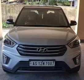 DOCTOR owned FIRST Owner Hyundai Creta 2015 Diesel