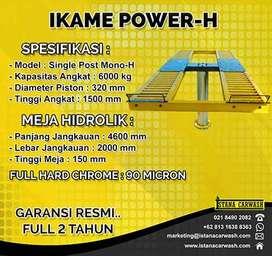 """HIDROLIK MOBIL """" IKAME POWER – H """" terbaik dan aman"""