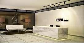 Dijual Kantor Bagus Full Furnish APL Tower, CP-Central Park