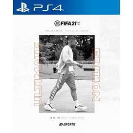 BD PS4 FIFA 21 Ultimate Edition Reg 3